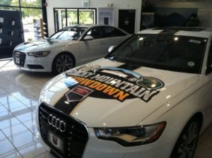 Graphic installations and vehicle wraps in Denver