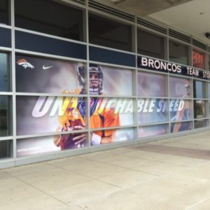 Large format graphic installation experts in Colorado